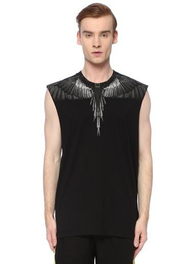 Marcelo Burlon Tişört Siyah
